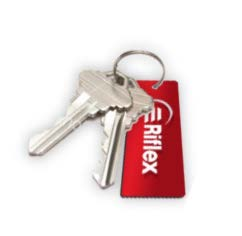 Riflex nyckelknippa