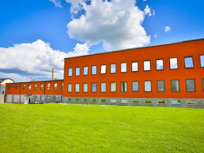 f.d Kommunhuset i Rimbo